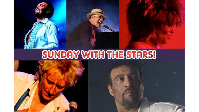 Sunday lunch to Sunday with the Stars at Watford Colosseum