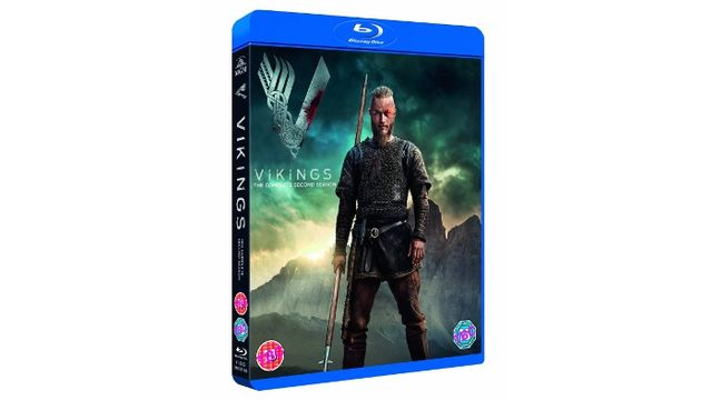 Vikings Season 2 on Blu-ray