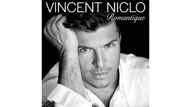 Vincent Niclo's debut English Album 'Romantique'