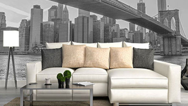 Create a personalised wall mural from WallpaperInk – the world's largest bespoke wallpaper mural printer