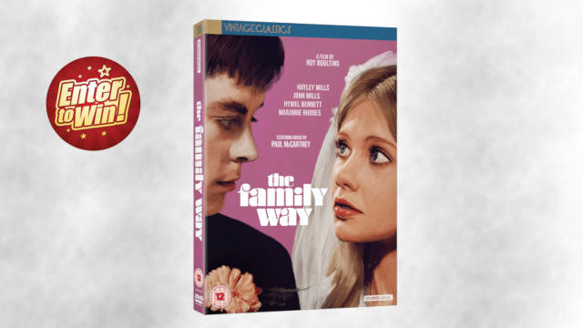 Win THE FAMILY WAY on DVD