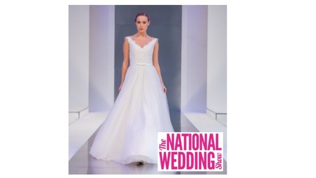 The National Wedding Show spring 2017 at London Olympia, Birmingham NEC and Manchester EventCity