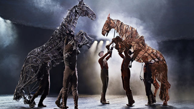 Win tickets to see War Horse at New London Theatre