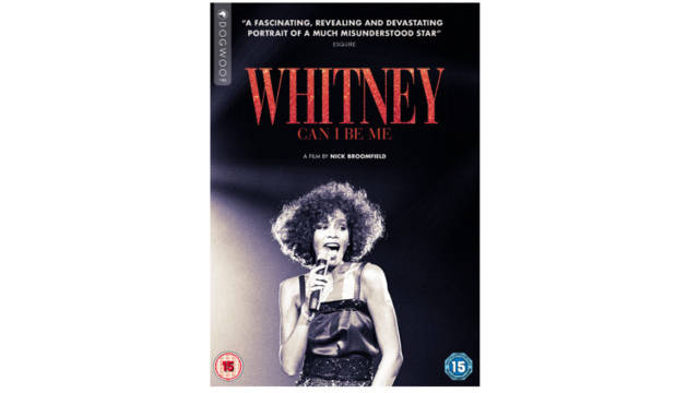 Whitney 'Can I Be Me' on DVD