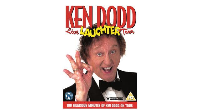Ken Dodd Live Laughter Tour DVD
