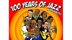 Tickets to see THE JAZZ REPERTORY COMPANY PRESENTS: 100 YEARS OF JAZZ IN 99 MINUTES at Cadogan Hall (Sunday 8th May 2016, 7:00pm)
