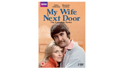 BBC sitcom My Wife Next Door on DVD, starring John Alderton and Hannah Gordon