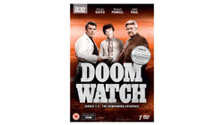 Doomwatch Series 1-3 on DVD