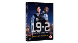 Canadian police drama 19-2 Complete Series One DVD