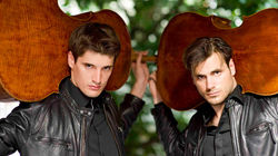 2CELLOS' new album Celloverse