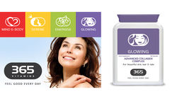 'GLOWING' Advanced Collagen Complex from 365 Vitamins