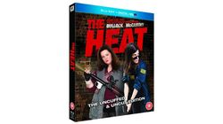 Win THE HEAT DVD