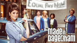 Made in Dagenham at the Adelphi Theatre starring Gemma Arterton and directed by Rupert Goold
