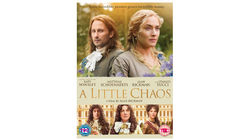 A Little Chaos DVD starring Kate Winslet, directed by Alan Rickman
