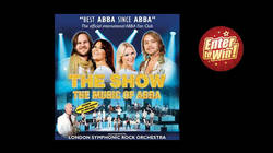 Your chance to have a pair of tickets to see THE SHOW-THE MUSIC OF ABBA Tour May 2020