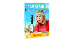 Agatha Raisin Series One DVD