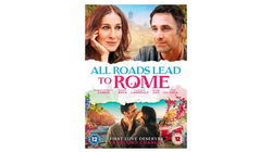 All Roads Lead to Rome on DVD starring Sarah Jessica Parker and Raoul Bova