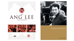 THE ANG LEE TRILOGY DVD Set and the book 'The Cinema of ANG LEE: the other side of the screen' by Whitney Dilley