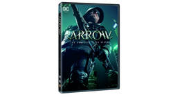 Arrow: The Complete Fifth Season on DVD