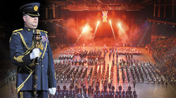 Tickets to the Birmingham International Tattoo 2015