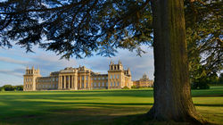 Day out at Blenheim Palace