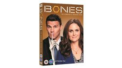 BONES: THE COMPLETE SEASON 9 DVD