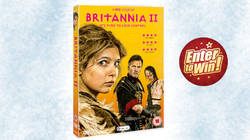 Britannia Series II DVDs up for grabs