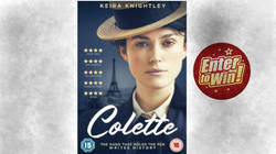 COLETTE Blu-rays up for grabs