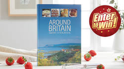 WIN an Around Britain Cookbook from Dairy Diary