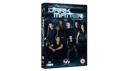 Canadian Sci-fi series Dark Matter stars Roger R. Cross, Anthony Lemke and Jodelle Ferland