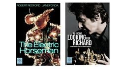 The Electric Horseman and Looking For Richard
