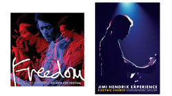 Freedom: Jimi Hendrix Experience Atlanta Pop Festival (2CD) & Jimi Hendrix Electric Church (DVD)