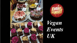 Win 2 VIP tickets to a Vegan Events UK festival (excluding VFest UK)