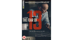 The Fear of 13 on DVD