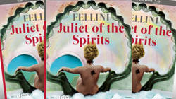 Fellini's Juliet of the Spirits