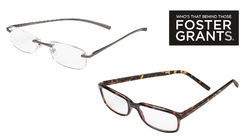 Foster Grant's Owen and Le Carre Reading Glasses