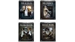 The Mummy Legacy collection