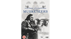The Further Adventures of the Musketeers on DVD