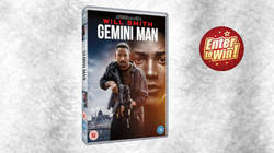 GEMINI MAN DVDs up for grabs