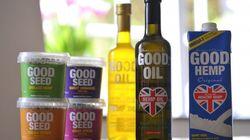 GOOD HEMP FOOD products