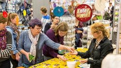 Your chance to have a pair of tickets to The Knitting & Stitching Show Harrogate