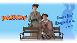 HARVEY at Theatre Royal Haymarket starring James Dreyfus and Maureen Lipman