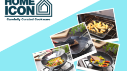 Home Icon Non-Stick Induction Compatible Cookware
