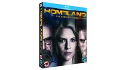 Homeland Season 3 on Blu-ray