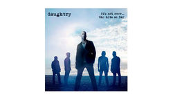 Daughtry's 'It's Not Over…The Hits So Far' CD