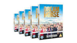 Prize Draw for DREAM HORSE DVD