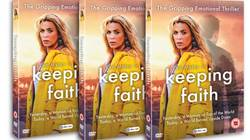 Win a copy of Keeping Faith on DVD