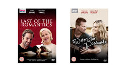 Last of the Romantics & Watercolor Postcards DVDs