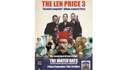 The Len Price 3 – 'Kentish Longtails' Album