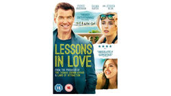 Lessons in Love on Blu-ray starring Pierce Brosnan, Salma Hayek and Jessica Alba